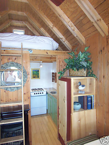 Tiny House Floor Plans Small Cabins Tiny Houses Small: 16x12 Cabin In Maine